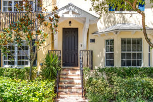 Townhouse for Sale at 1933 S Olive Avenue 1933 S Olive Avenue West Palm Beach, Florida 33401 United States