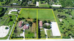 Single Family Home for Sale at 16676 & 16720 Hollow Tree Lane 16676 & 16720 Hollow Tree Lane Wellington, Florida 33470 United States
