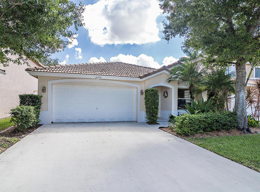 6373 Willoughby Circle Lake Worth, FL 33463
