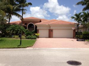 Single Family Home for Rent at HERON BAY, 12465 NW 76th Street Parkland, Florida 33076 United States