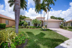Single Family Home for Sale at 8589 Vintage Reserve Terrace 8589 Vintage Reserve Terrace Lake Worth, Florida 33467 United States