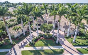 Single Family Home for Sale at 43 Saint Thomas 43 Saint Thomas Palm Beach Gardens, Florida 33418 United States