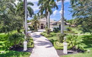Single Family Home for Sale at 7733 Bold Lad Road 7733 Bold Lad Road Palm Beach Gardens, Florida 33418 United States