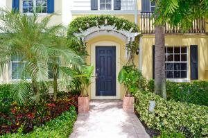 Townhouse for Sale at 315 Flamingo Drive 315 Flamingo Drive West Palm Beach, Florida 33401 United States