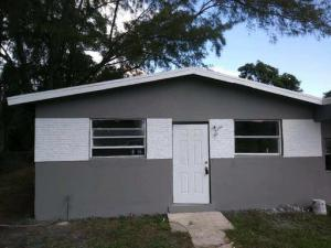 Casa Unifamiliar por un Alquiler en 1925 NW 27th Street 1925 NW 27th Street Oakland Park, Florida 33311 Estados Unidos