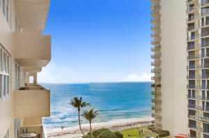 Condominium for Sale at 5440 N Ocean Drive 5440 N Ocean Drive Singer Island, Florida 33404 United States