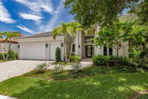 Single Family Home for Sale at 101 Hawksbill Way Jupiter, Florida 33458 United States