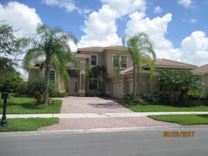 Single Family Home for Rent at 10386 SW Azzia Way 10386 SW Azzia Way Port St. Lucie, Florida 34987 United States