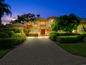 House for Sale at 805 Harbour Isle Place 805 Harbour Isle Place North Palm Beach, Florida 33410 United States