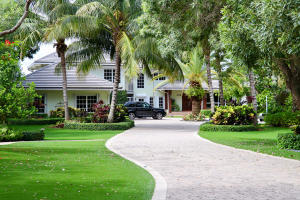 Single Family Home for Sale at 308 W Riverside Drive 308 W Riverside Drive Jupiter, Florida 33469 United States