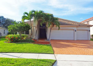 Single Family Home for Sale at 12379 Cascades Pointe Drive 12379 Cascades Pointe Drive Boca Raton, Florida 33428 United States