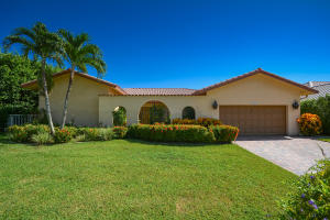 Single Family Home for Sale at 23277 Lago Mar Circle 23277 Lago Mar Circle Boca Raton, Florida 33433 United States
