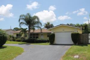 独户住宅 为 出租 在 Golf View Harbour, 1042 SW 25th Avenue 博因顿海滩, 佛罗里达州 33426 美国