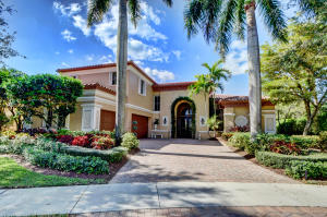 Single Family Home for Sale at 16363 Mirasol Way Delray Beach, Florida 33446 United States