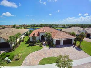 Single Family Home for Sale at 162 Citadel Circle 162 Citadel Circle Jupiter, Florida 33458 United States