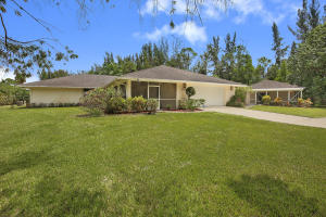 Single Family Home for Sale at 6028 N 140th Avenue West Palm Beach, Florida 33412 United States