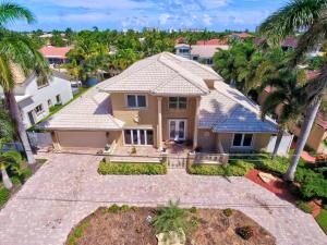 Casa Unifamiliar por un Venta en 4280 NE 23rd Terrace 4280 NE 23rd Terrace Lighthouse Point, Florida 33064 Estados Unidos
