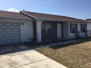 Casa Unifamiliar por un Alquiler en 803 Hickory Street 803 Hickory Street Fort Pierce, Florida 34947 Estados Unidos