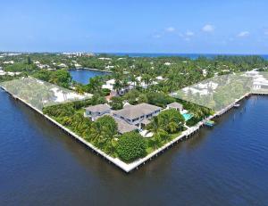 独户住宅 为 销售 在 554 Palm Way 554 Palm Way Gulf Stream, 佛罗里达州 33483 美国