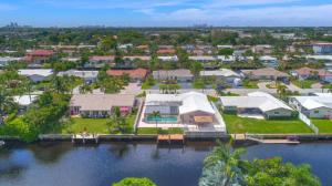 Maison unifamiliale pour l Vente à 1441 NE 54th Street 1441 NE 54th Street Fort Lauderdale, Florida 33334 États-Unis