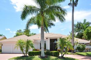 Single Family Home for Sale at 7428 Mandarin Drive 7428 Mandarin Drive Boca Raton, Florida 33433 United States