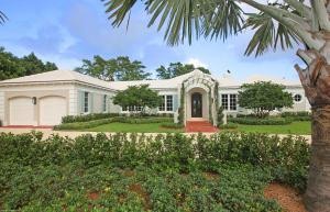 Casa Unifamiliar por un Venta en 2 Country Club Circle 2 Country Club Circle Village Of Golf, Florida 33436 Estados Unidos