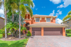 Single Family Home for Rent at 2214 Ridgewood Circle Royal Palm Beach, Florida 33411 United States