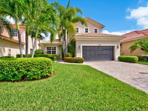 Casa Unifamiliar por un Venta en 12021 Aviles Circle 12021 Aviles Circle Palm Beach Gardens, Florida 33418 Estados Unidos