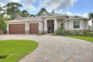 Single Family Home for Sale at 7949 SE Osprey Street 7949 SE Osprey Street Hobe Sound, Florida 33455 United States