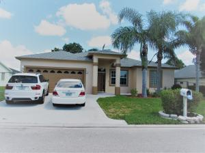 独户住宅 为 出租 在 1196 Hatteras Circle 1196 Hatteras Circle Greenacres, 佛罗里达州 33413 美国