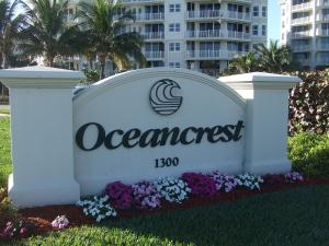 Condominium for Rent at OCEANCREST, 1300 S A1a 1300 S A1a Jupiter, Florida 33477 United States