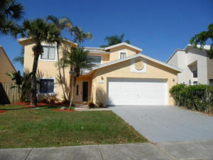 Single Family Home for Rent at Strawberry Lakes, 5756 Strawberry Lake Circle 5756 Strawberry Lake Circle Lake Worth, Florida 33463 United States