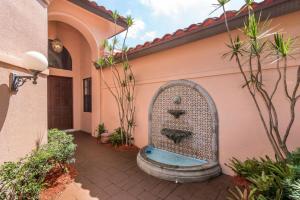 Single Family Home for Rent at VILLA D'ESTE, 2985 Via Napoli Deerfield Beach, Florida 33442 United States
