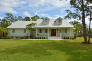 Single Family Home for Sale at 13757 SE Ranchland Avenue 13757 SE Ranchland Avenue Hobe Sound, Florida 33455 United States