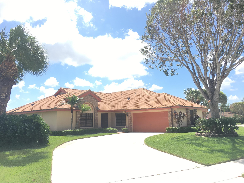 Home for sale in ABERDEEN 12 / Waterford Boynton Beach Florida