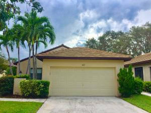 Single Family Home for Rent at 60 Ironwood Way 60 Ironwood Way Palm Beach Gardens, Florida 33418 United States
