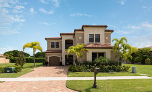Casa Unifamiliar por un Venta en 17978 Lake Azure Way 17978 Lake Azure Way Boca Raton, Florida 33496 Estados Unidos