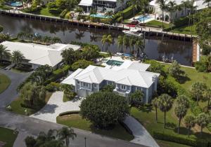 Maison unifamiliale pour l Vente à 920 Indigo Point 920 Indigo Point Gulf Stream, Florida 33483 États-Unis