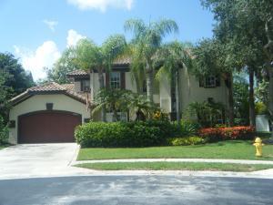 Maison unifamiliale pour l Vente à 12771 Marsh Pointe Way 12771 Marsh Pointe Way Palm Beach Gardens, Florida 33418 États-Unis