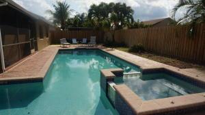 Casa para uma família para Locação às 9220 Edgemont Lane 9220 Edgemont Lane Boca Raton, Florida 33434 Estados Unidos