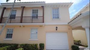 تاون هاوس للـ Rent في CATALINA LAKES, 456 Capistrano Drive 456 Capistrano Drive Palm Beach Gardens, Florida 33410 United States