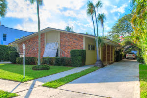 独户住宅 为 出租 在 3109 Vincent Road 3109 Vincent Road 西棕榈滩, 佛罗里达州 33405 美国