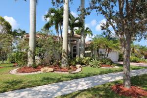 Casa Unifamiliar por un Venta en 1024 Waterside Circle 1024 Waterside Circle Weston, Florida 33327 Estados Unidos
