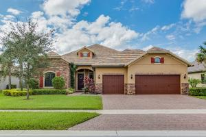 Single Family Home for Sale at 3170 Siena Circle 3170 Siena Circle Wellington, Florida 33414 United States