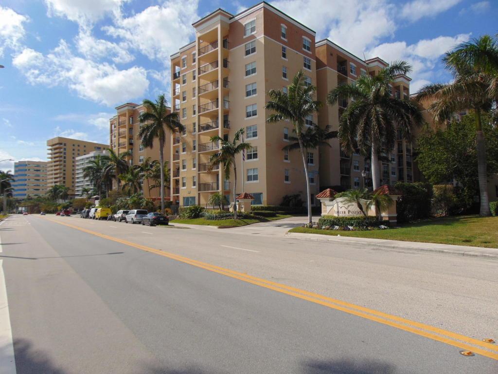 1801 N Flagler Drive 408 West Palm Beach, FL 33407