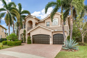 Single Family Home for Rent at Canyon Lakes, 11193 Sunset Ridge Circle 11193 Sunset Ridge Circle Boynton Beach, Florida 33473 United States
