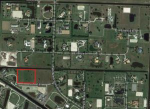 Terrain pour l Vente à 15635 Sunset Lane 15635 Sunset Lane Wellington, Florida 33414 États-Unis