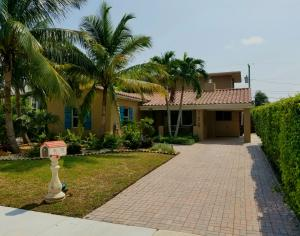 Single Family Home for Rent at 736 Park Place 736 Park Place West Palm Beach, Florida 33401 United States