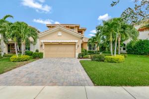 Maison unifamiliale pour l Vente à 12224 Aviles Circle 12224 Aviles Circle Palm Beach Gardens, Florida 33418 États-Unis
