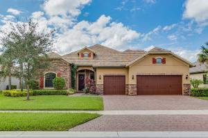 Casa Unifamiliar por un Alquiler en Castellina, 3170 Siena Circle 3170 Siena Circle Wellington, Florida 33414 Estados Unidos
